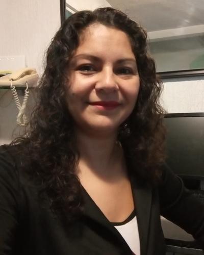 Lic. María del Carmen Mendoza Vallejo